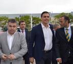 Santos Cerdán (PSN) cree que las primarias del PSOE son