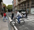 Estos son los cortes de tráfico previstos para este domingo en Pamplona