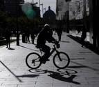 Disparidad de normas para los ciclistas en las localidades de la Cuenca de Pamplona