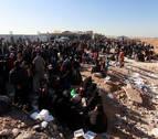 Las fuerzas iraquíes avanzan rápido para liberar Mosul y llegan al río Tigris