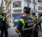 El cuatripartito rechaza una declaración de apoyo a Policía Municipal