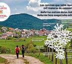 'Los caminos que tejen Navarra', tema elegido para la feria de Fitur