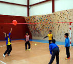 El voleibol, 'asignatura' en Villafranca