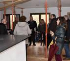 Miembros del Ayuntamiento visitan por segunda vez el Chalet de Caparroso