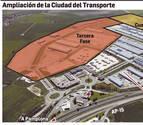 Autorizado un crédito de 25 millones para la sentencia de la Ciudad del Transporte