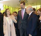 Los Reyes levantan el telón de Fitur con un guiño de solidaridad con Turquía