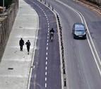 Pamplona estudiará las deficiencias de diseño de los carriles bici