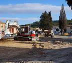 El solar del antiguo cementerio se convertirá en un parque público