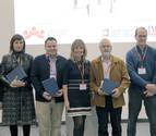 La Fundación Industrial Navarra reconoce la colaboración de empresas y profesionales