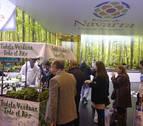Los productos con D.O. protagonizan el stand de Navarra en Fitur