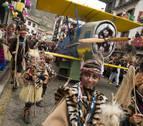 Agenda del carnaval en Navarra: danzas, magia y color