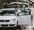 VW-Navarra podría fabricar coches eléctricos si aumenta su demanda en España