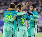 Celta-Alavés y At. Madrid-Barcelona, semifinales de la Copa del Rey