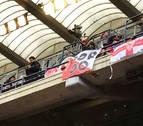 Ana Ollo califica la pancarta de apoyo a 'El Prenda' como violencia machista
