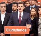 Los delegados de Ciudadanos votan a los 125 miembros del Consejo General