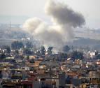 Fuerzas iraquíes liberan dos barrios y toman un puente en el oeste de Mosul