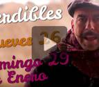 Agenda cultural de Navarra en vídeo hasta el domingo 29 de enero