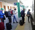 Renfe pone a la venta nuevos servicios diarios Pamplona-Granada