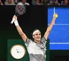 Roger Federer se hace eterno en Melbourne a costa de Rafa Nadal
