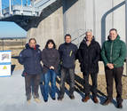 Inaugurada la depuradora de aguas residuales de Figarol