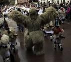 El espíritu de los cencerros en el Carnaval de Ituren y Zubieta