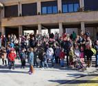 Villafranca celebra los 50 años del colegio
