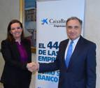 CaixaBank y CEN incrementan a 750 millones la financiación para las empresas de Navarra