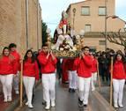 Milagro arropa a su patrón en la procesión