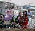 Navarra crea una ayuda humanitaria específica para los refugiados