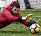Sirigu apunta a titular; Vujadinovic y Loé, a la espera del pase internacional