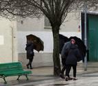 Navarra, en alerta por fuerte viento y nieve este domingo