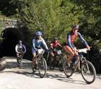 Cerrado el túnel de Uitzi por los daños ocasionados por la lluvia