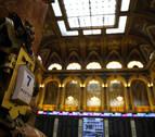 El Ibex rebota un 6,4% al cierre tras las medidas del Gobierno