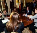 El Gobierno ratifica su compromiso de ampliar el Canal de Navarra