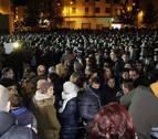 Tras el crimen de Burlada, el Ayuntamiento agradece las muestras de apoyo