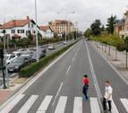 Estos son los cortes de tráfico previstos para este miércoles en Pamplona