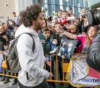 El Real Madrid aterriza a las 20h en Noáin