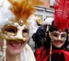 Comienza el carnaval en Venecia con espectáculos y máscaras