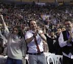 Pablo Iglesias se impone en la elección a la dirección a Íñigo Errejón