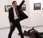 Una imagen del asesino del embajador ruso en Turquía gana el World Press Photo