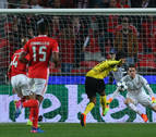 El Borussia de Bartra y Merino no puede con el Benfica