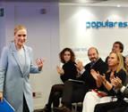 Cifuentes anuncia su candidatura para presidir el PP de Madrid y