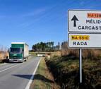 Murillo el Cuende pide mejorar sus carreteras de acceso