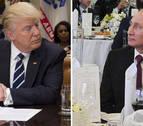 Rusia afirma que ya se está preparando una reunión entre Putin y Trump