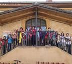 La entrada de 8 niños de pueblos distintos confirma Ancín como colegio de zona