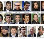 Los cinco ex altos cargos valencianos, absueltos