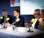 Rivera dice que la supresión del Convenio Económico de Navarra