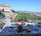Buenos ojos hacia el parking de Santo Domingo