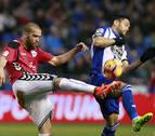 El Alavés hiere al Dépor en Liga tras haber sido su verdugo en Copa
