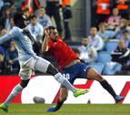 LaLiga denuncia cánticos ofensivos contra Osasuna en Balaídos